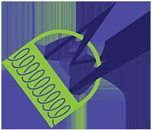 Deena Media Logo