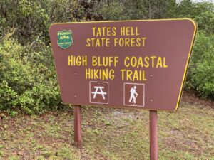 Tate's Hell State Forest